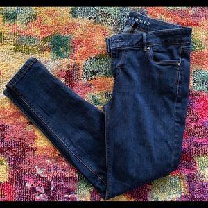 White House Black Market💙Skimmer Skinny Jeans